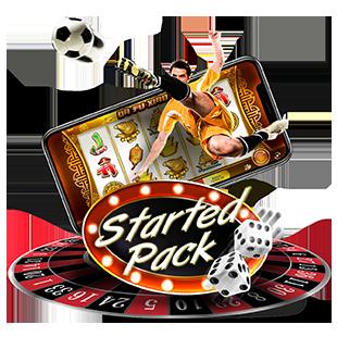 Starter Pack Bonus