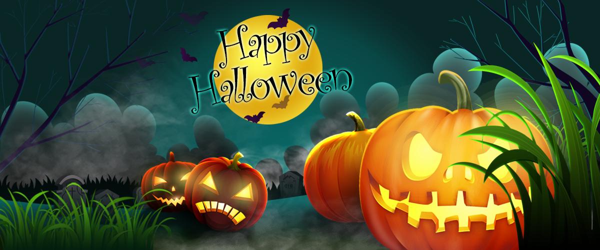 Halloween Lucky Draw