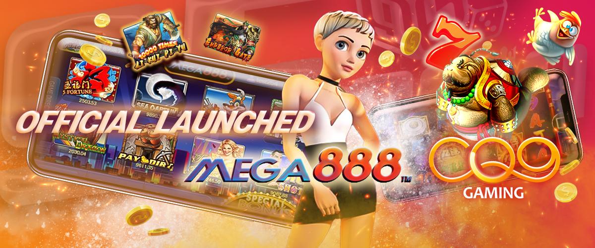 Mega888 Launching