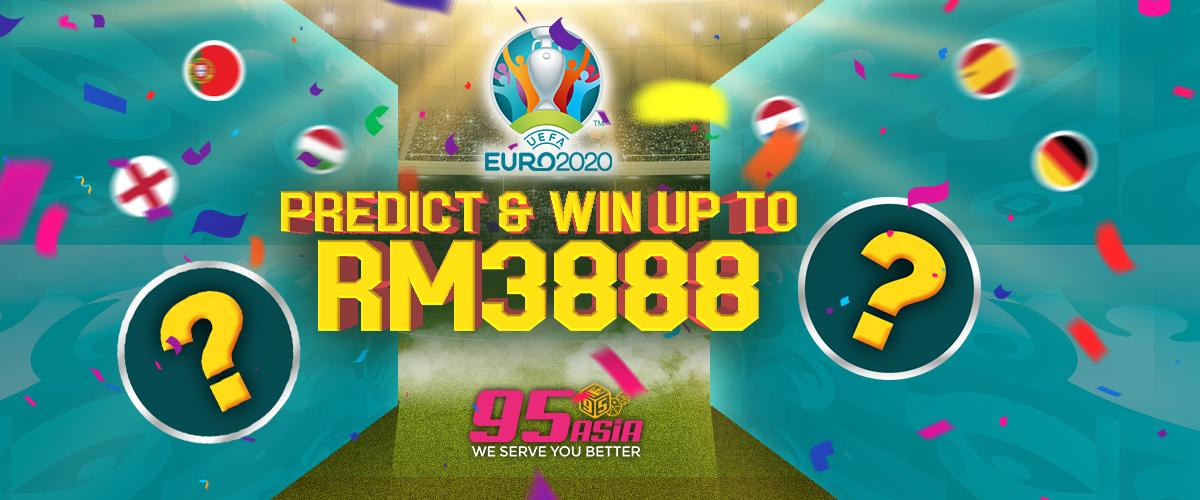 EURO CUP 2020 PREDICTION
